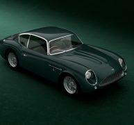 Aston Martin DB4GT Zagato 1960-1963 free 3D model