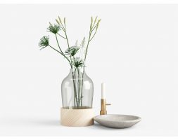 Free 3d Objects High Vase Plant