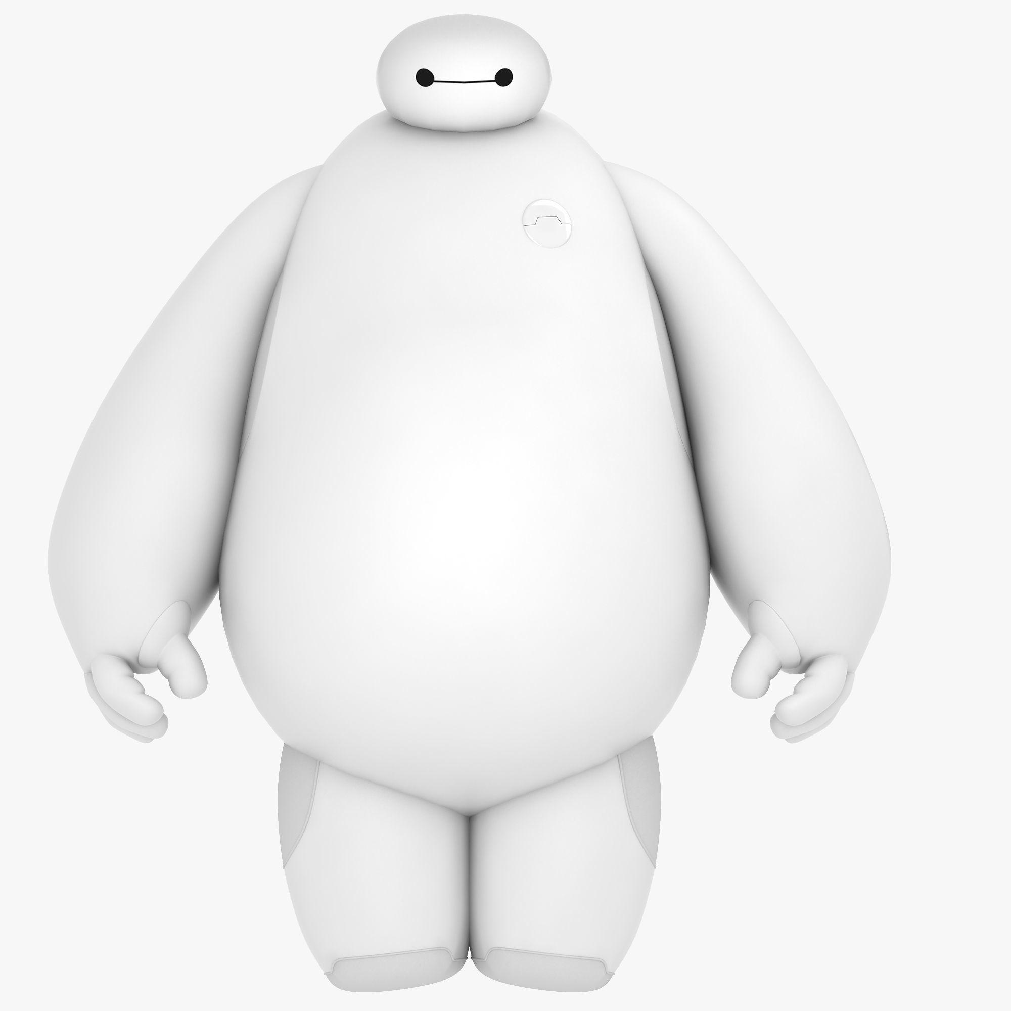 Big Hero 6 Free 3D model